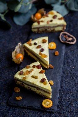 50024 Plăcintă porție (Produs Congelat)/ Vegan pie slice image