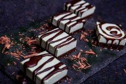 50026 Prăjitură cu mentă (Produs Congelat)/ Mint squares image