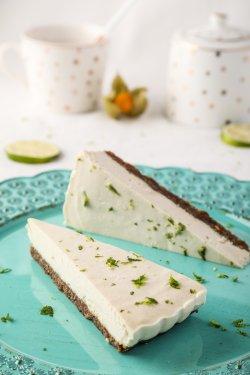 50028 Tartă cu lămâie (Produs Congelat)/ Lemon tart image