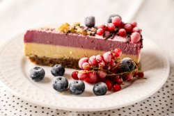 80003 - Tort cu fructe de pădure (Produs Congelat)/ Forest fruits and orange cake image