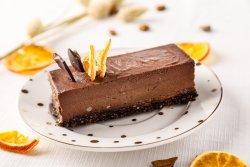 80007 - Tort Double Chocolate (Produs Congelat)/ Double chocolate cake image
