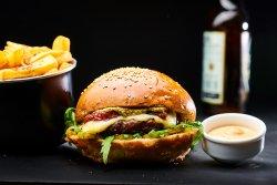 Collosseum Burger image