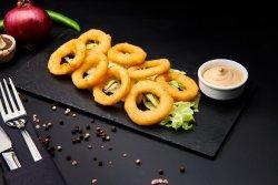 Crispy Fried Calamari image