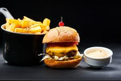 Pluto (Mini Burger) image