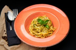 Pesto Spaghetti image