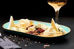 Premium cheese plate image