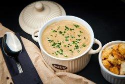 Cremă de ciuperci/Mushroom soup image