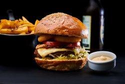Ringer Burger image
