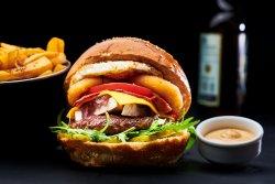Texas Ranger Burger image