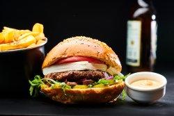Mediteranean Burger image