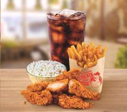 Chicken Strips Menu