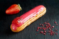 Ecler mascarpone și căpșuni image
