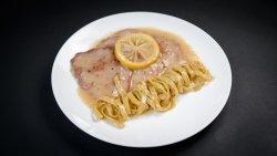 Scaloppine di maiale al limone  image