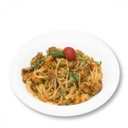 Spaghette Frutti di mare image