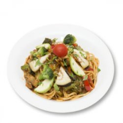 Spaghette vegetariene image
