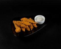 8 Crispy strips/Chicken tenders image