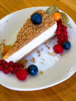 Cheesecake fresh image