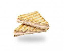Sandwich toast cu șuncă șI cașcaval