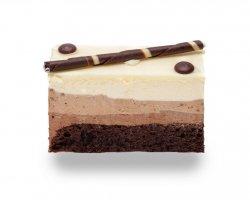 Tort trei ciocolate image