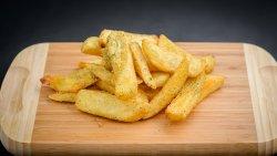 Cartofi parmezan, usturoi image