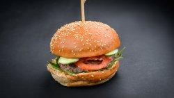 Green Savory Burger image