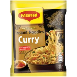 Maggi, Instant noodle curry 62g