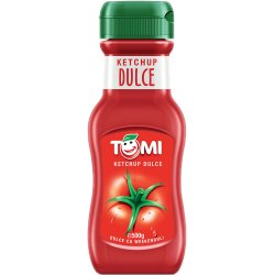 Ketchup dulce 500g Tomi