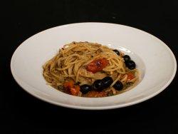 Spaghetti al tonno image