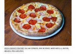 Cheesy Pizza  image