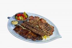 Platou mix grill din carne porc  image