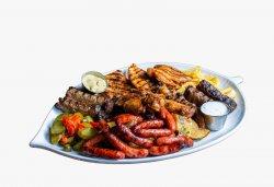 Platoul bucătarului pentru 4 persoane  image