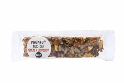 Nuts bars almond & cranberry eco image