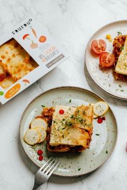 Veg Lasagna (Ne)Bolognese image