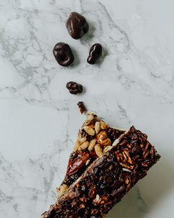 Nuts bars cocoa eco image