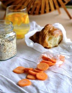 Fresh cut morcov image