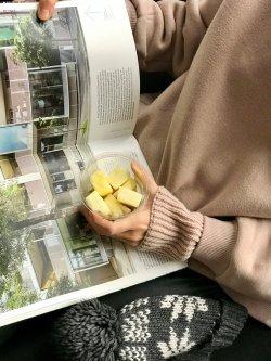 Fresh cut ananas image