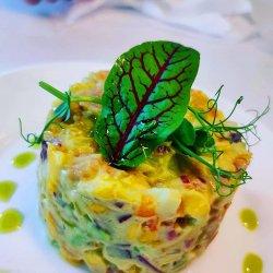 Salată tip tapas.....BARCELONA image
