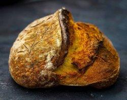 Pâine de casă koapta pe vatra  fără  amelioratori!! image
