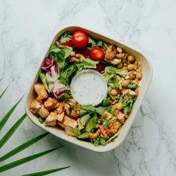 Salată fresh protein image
