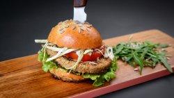 Quinoa Burger  image