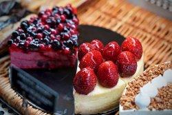 Tort rouge felie image