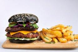 Meniu Burger Steakhouse cu Antricot șI Pancetta  image