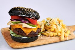Meniu Burger Vită Double Cheese image