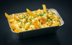 Mac N Cheese Fries image