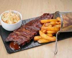 Barbecue Ribs image