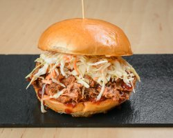 Pulled Pork Sandwich image