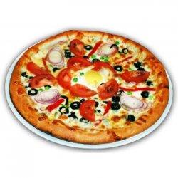 Pizza Banateana image