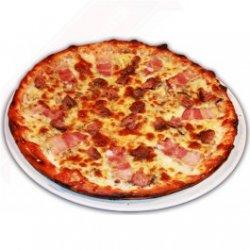 Pizza Bănățeană cu Mici 1+1 image