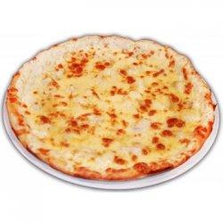 Pizza Bianco con Aglio image