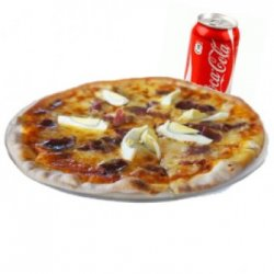 Pizza Bunny 1+1, Gratis 2 doze de suc image